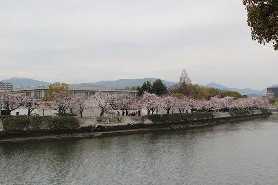 Hiroshima Peace Memorial Park : Парк