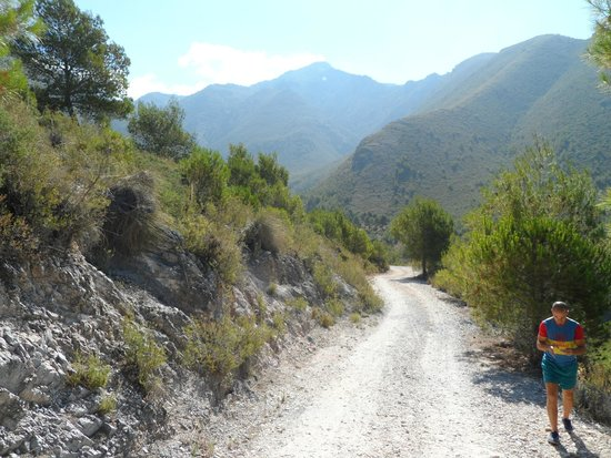 Life Adventure: Jeep Tours & Activities in Nerja: A typical track into the wilderness