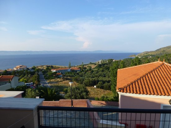 Sunrise Resort Hotel: Vista dalla nostra stanza