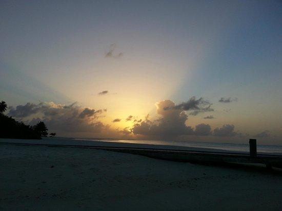 Cocoa Island by COMO : Beautiful view at Cocoa Island