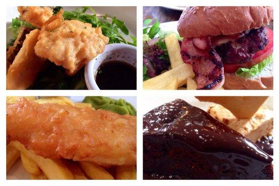 Dores Inn: Fabulous meal.