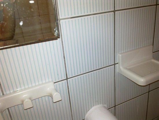 Porto Vlastos Studios & Apartments: Bathroom