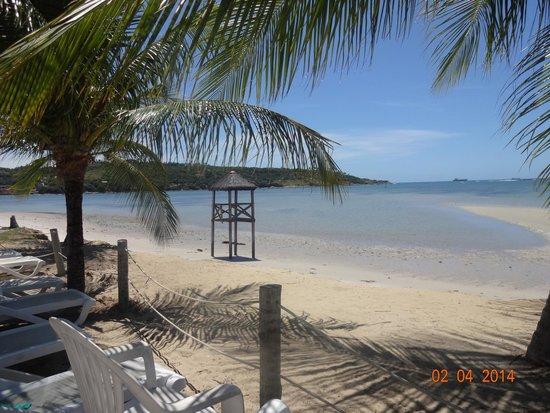 Vila Galé Eco Resort do Cabo: Maré baixa