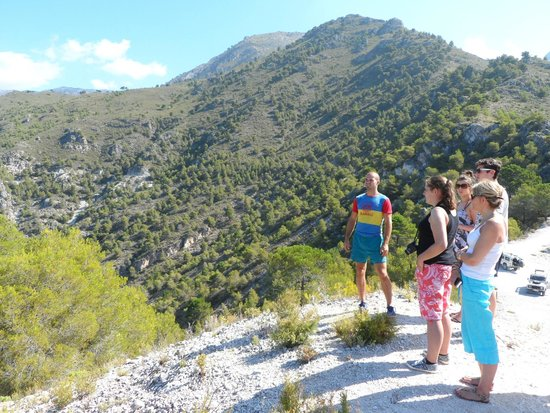 Life Adventure: Jeep Tours & Activities in Nerja: frequent stops to admire the views