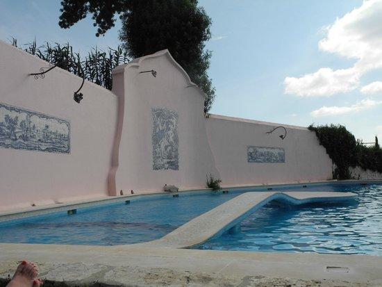 Hotel Club D'Azeitao : PISCINA