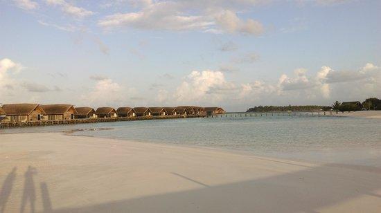 COMO Cocoa Island: Beautiful view at Cocoa Island