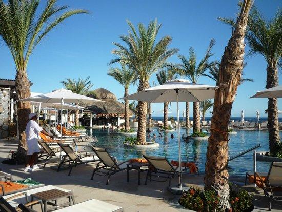 Secrets Puerto Los Cabos Golf & Spa Resort : Main Pool