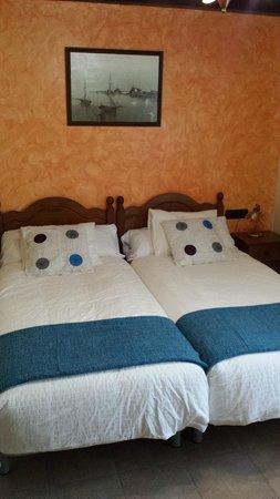 Casa Rural Pikua : Habitación 2 apartamento