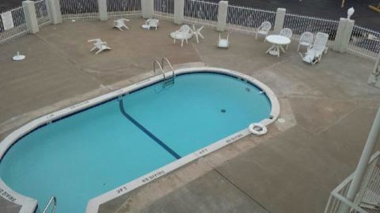 Motel 6 Oklahoma City North-Frontier City: Avoid the pool