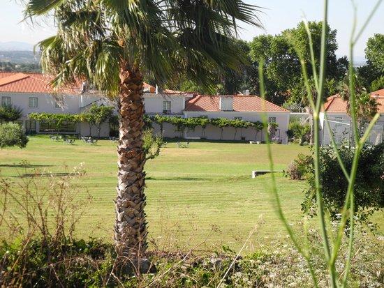 Hotel Club D'Azeitao : JARDIN