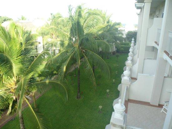 Hotel Riu Palace Riviera Maya : view from the room