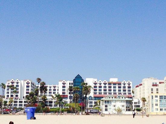 Loews Santa Monica Beach Hotel: Loews hotel