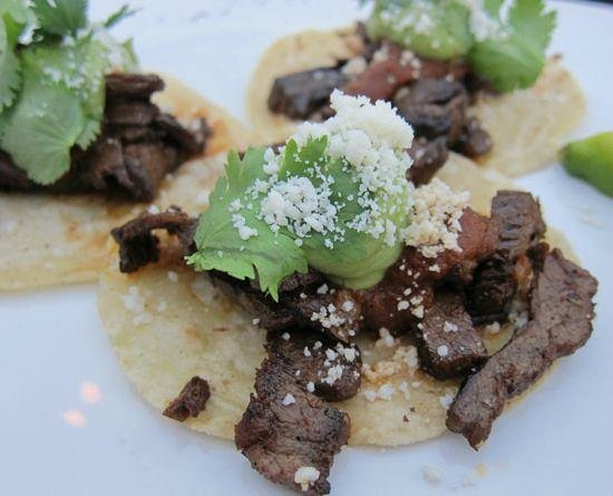 Milagro Grill: Steak Tacos