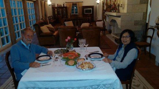 Quinta de Malta: Dining room