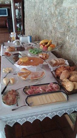 Quinta de Malta: Breakfast