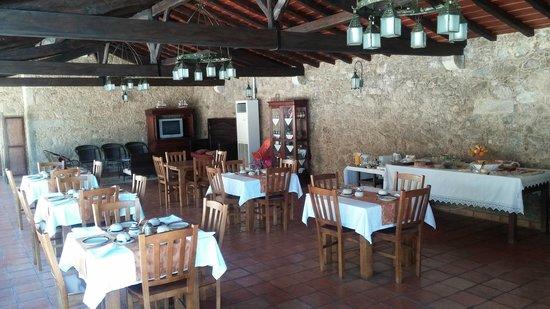 Quinta de Malta: Breakfast room