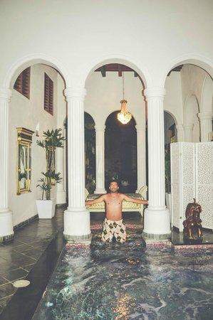Casa de Leda - a Kali Hotel : Disfrutando de la piscina