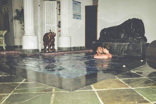 Casa de Leda - a Kali Hotel: Disfrutando de la piscina