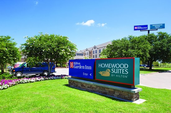 Hilton Garden Inn Shreveport Bossier City: Two Hotel In One Location - More Amenities for Guests!