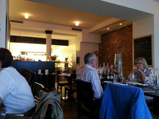 Le Bouchon: Salle du restaurant