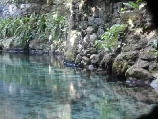 Xcaret Eco Theme Park: Río subterráneo
