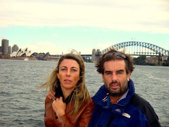Sydney Harbour: Paseo en barco por la bahia de Sidney