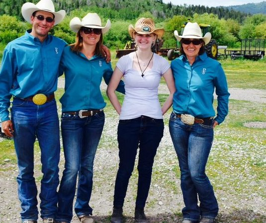 Introduction To Rodeo: Awesome trainers :) You guys rock.