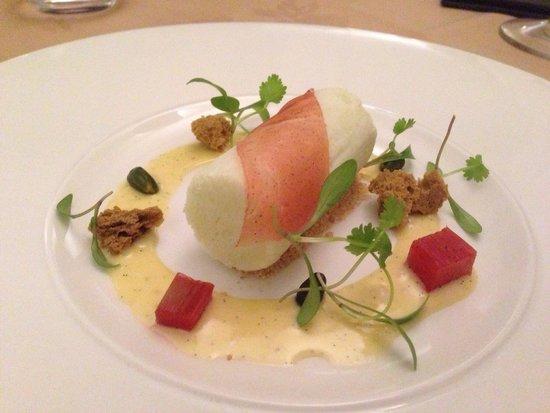 Cullens Restaurant: Michelin worthy