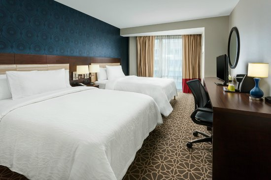 Hilton Garden Inn Washington DC / Georgetown Area : Hilton Garden Inn Washington DC/Georgetown Area - Double Guestroom