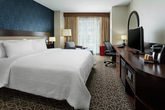 Hilton Garden Inn Washington DC / Georgetown Area : Hilton Garden Inn Washington DC/Georgetown Area - King Guestroom