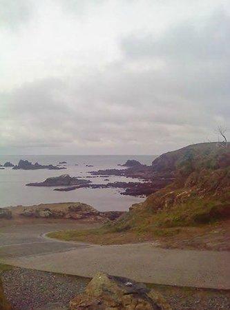 Lizard Peninsula coastline 2