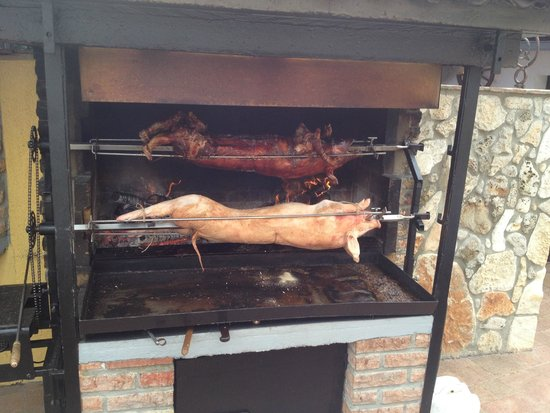 Gostiona Sidro : il BBQ