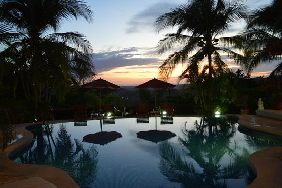Los Altos de Eros: Beautiful sunsets!