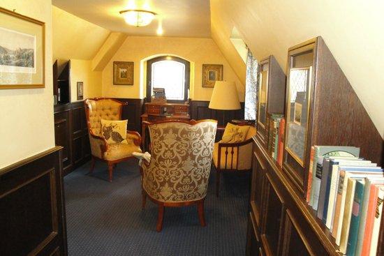 Burghotel Auf Schönburg: room 24