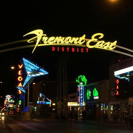 Fremont Street Experience : lights galore