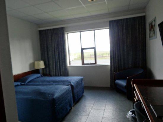 Hotel Fljotshlid : notre chambre