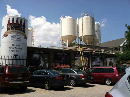 Great Lakes Brewery Restaurant Menu