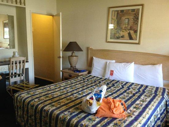Econo Lodge Barstow: King Room