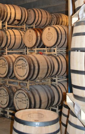 Stranahan's Colorado Whiskey Tour: Aging in Barrels