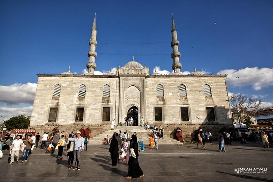 New Mosque: Yeni Cami