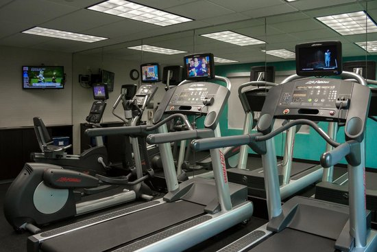Fairfield Inn & Suites Harrisburg Hershey : Fitness Room