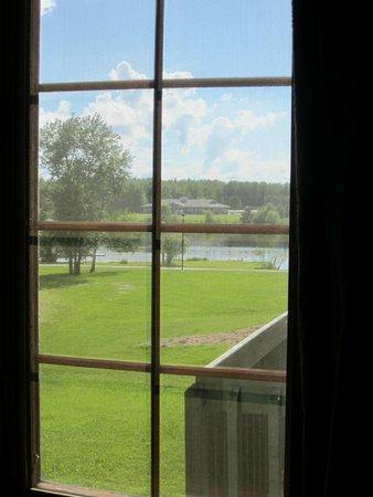Riverview Lodge : Fantastic view