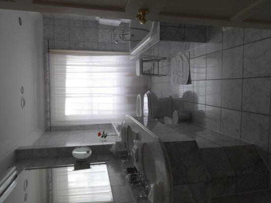 The Merrion Hotel : Lord Antrim suite bathroom