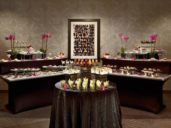 Sonesta Philadelphia Downtown: Banquet Set Up Pre-function