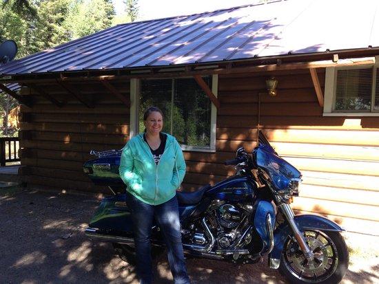 وولف كريك سكي لودج: our cabin