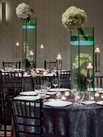 Sonesta Philadelphia Downtown: Wedding Set Up