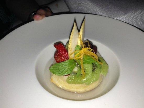 LUX* Grand Gaube: Dessert