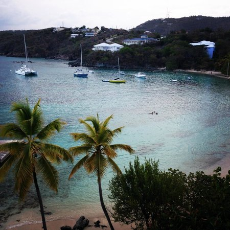 Secret Harbour Beach Resort : Even on a cloudy day, it's beautiful.