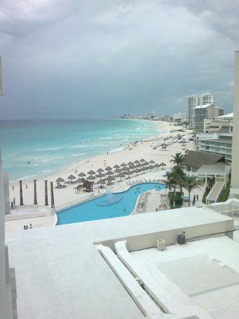 Krystal Cancun: Vista sensacional...
