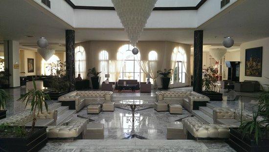 Ramada Liberty Resort Hotel: Reception